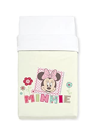 Disney Home Coperta Culla Minnie (Beige)