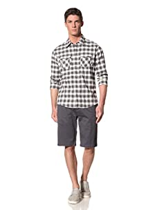 Cutter and Buck Men's Willamette Plaid Shirt (Multi)