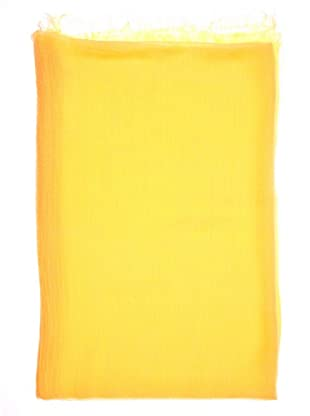 American Vintage Pañuelo  Liso (Amarillo)
