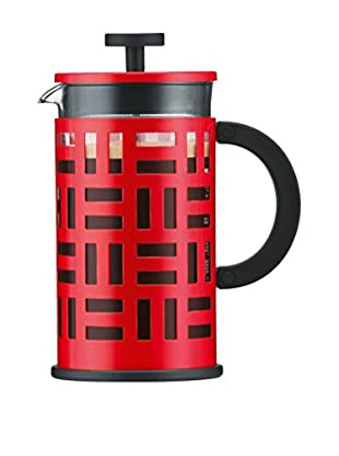 Bodum Eileen 34-Oz. Coffee Maker, Red