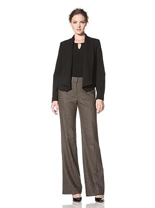 Calvin Klein Women's Flyaway Jacket (Black)