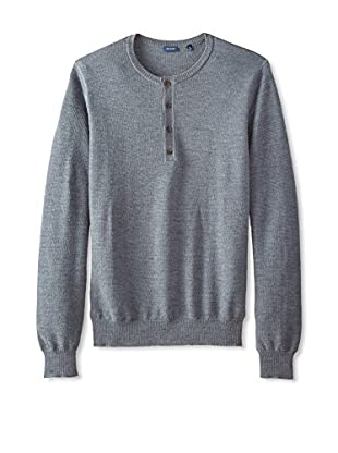 Thirty Five Kent Men's Merino Henley Sweater