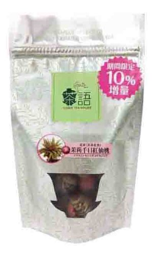 茶語 茉莉仙日紅仙桃 55g