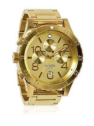 Nixon Reloj con movimiento cuarzo japonés Man A486-502 48 mm