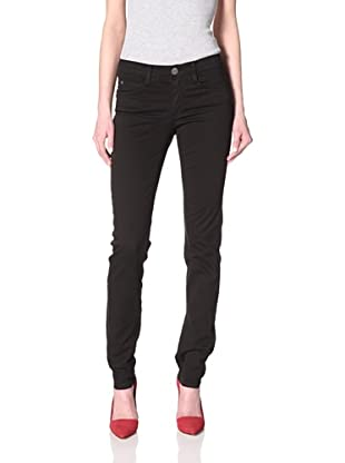 Guido & Mary Women's Jenny Skinny Jean (Black)