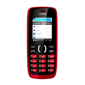 Nokia 112 (Red)
