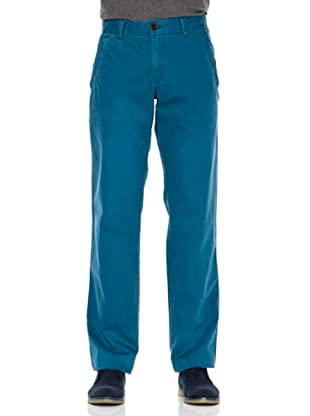 Timberland Pantalón Solapas (Azul)