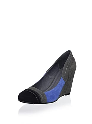 Chocolat Blu Women's Heely Pump (Grey Suede)