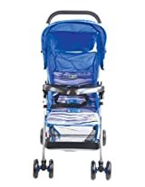 Mee Mee MM39 Baby Pram (Blue)