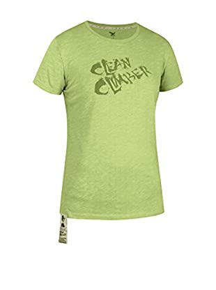 Salewa T-Shirt Clean Climb Co W