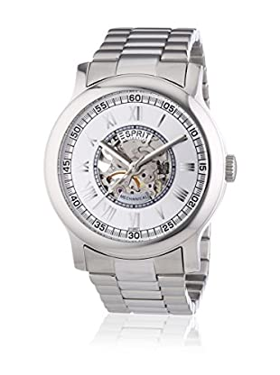 Esprit Collection Reloj mecánico Man Agenor Silver 45 mm