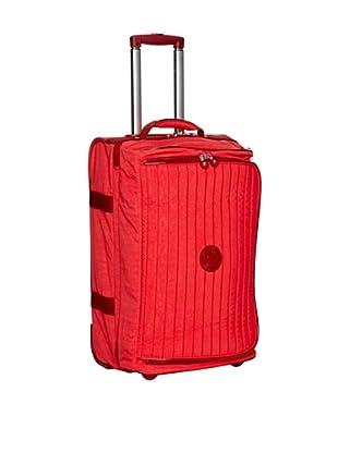 Kipling Trolley Duffle Anzoátegui (Rojo)
