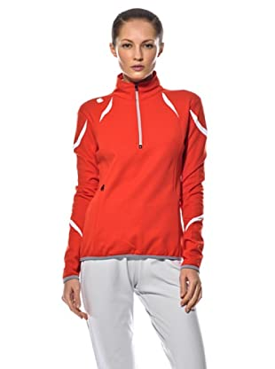 Sportful Sudadera Crosscountry Dobbiaco (Rojo)