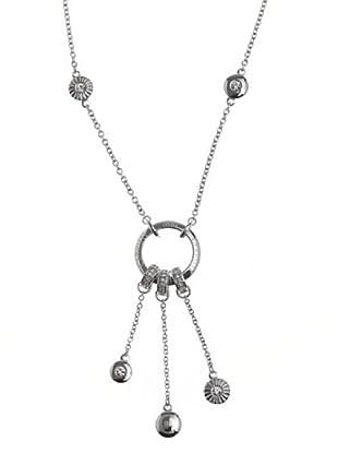 Cerruti Collar R41134Z plateado