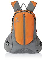 Wildcraft Jazz Polyester 30 Ltrs Orange Laptop Bag