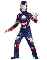 Big Boys' Child Classic Iron Patriot Costume Large (10-12)