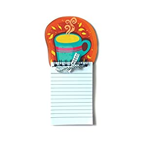 The Little Things Coffee (Blue) - Magnetic Memo Pad