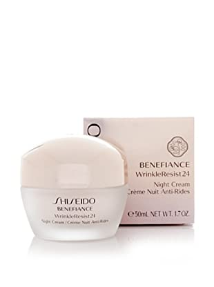 Shiseido Crema Notte Benefiance Wrinkle Resist 24 50 ml