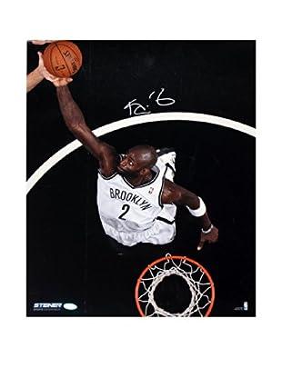 Steiner Sports Memorabilia Kevin Garnett Brooklyn Nets Dunk Signed Photo