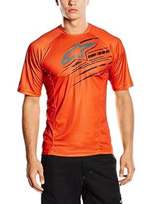 Alpinestar Cycling T-Shirt Manica Corta Mesa