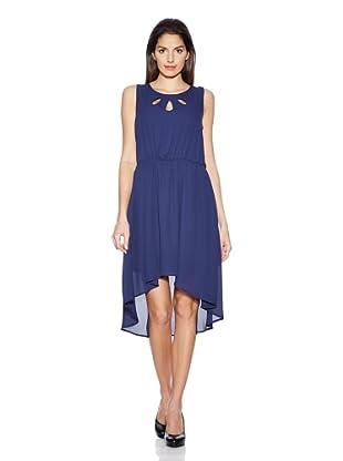 Selected Vestido Vencaly (Azul oscuro)