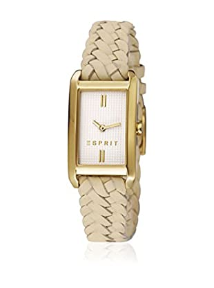 ESPRIT Quarzuhr Woman Weaves 20.5 mm