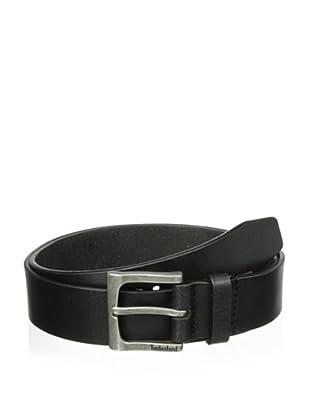 Timberland Men's Classic Jean Belt (Black)