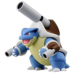 Takarotomy Official Pokemon X and Y Mega Blastoise Figure