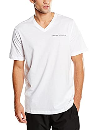 Under Armour Camiseta Manga Corta Charged Cotton V