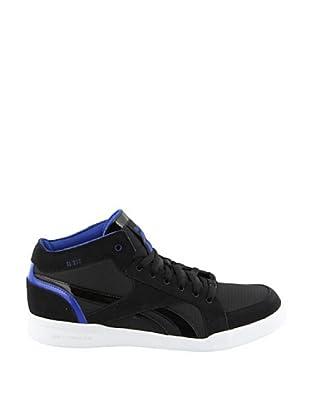 Reebok Zapatillas SL 211 Ultralite (Negro / Azul)