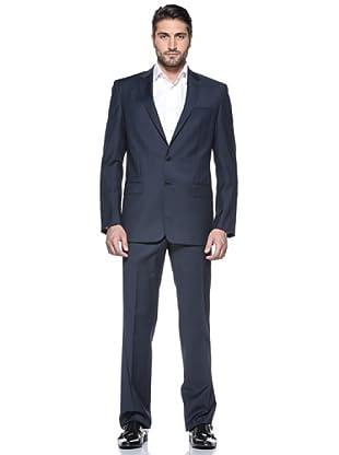 Versace Collection Traje Gunnar (Azul Marino)