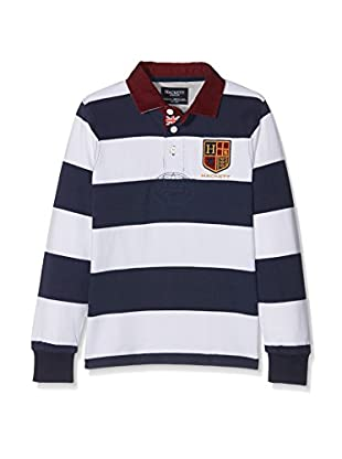 Hackett London Polo Yd Stripe Rb B