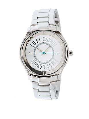 Just Cavalli Reloj de cuarzo Milady Plateado 33 mm