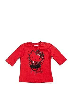 Diesel Camiseta Tamot (Rojo)