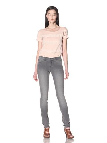 Henry & Belle Women's Ideal Skinny Jean (Grey)