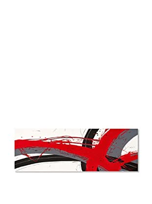 PlatinArt Cuadro Red Pleasure 55 x 160