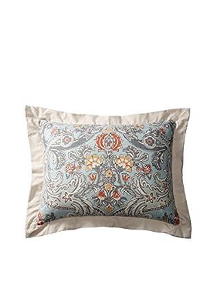 Belmont Home Bungalow Decorative Pillow (Ocean/Natural)