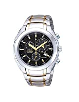 Citizen Analog Black Dial Men's Watch - AT0341-54A