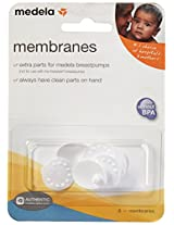 Medela Membranes for Breastpump Shields - 6 pack --