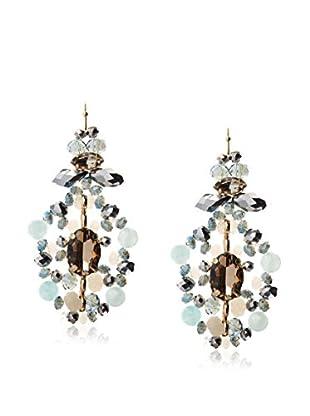 Leslie Danzis Sparkling Beaded Earrings