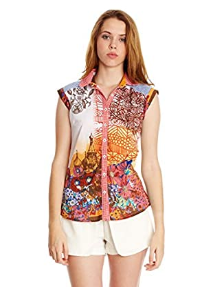 SideCar Camisa Mujer Carolina