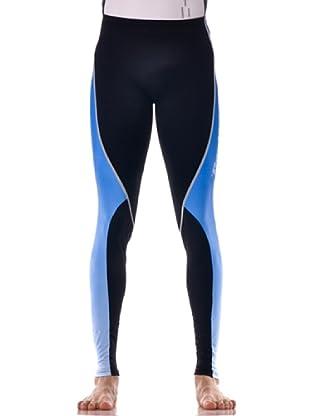 Santini Hose (schwarz/blau)