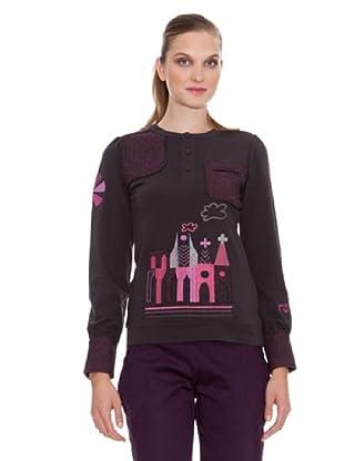 Rosalita Mc Gee Camiseta Ness (Antracita)