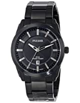 Pulsar Men's PH9017 Analog Display Japanese Quartz Black Watch