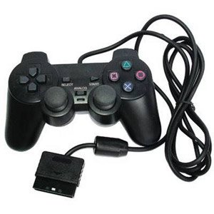 Dual Shock Controller For Sony Playstation 2 Ps2