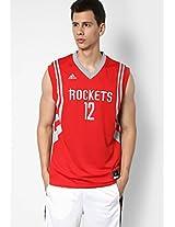 Dwight Howard Rockets Nba Replica Jersey Red Adidas