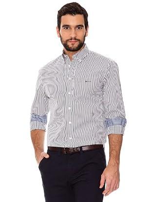 Arrow Camisa Brooke (gris / blanco)