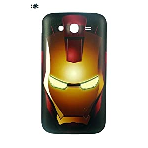 Dressmyphone Designer Back Panel Replacement for Samsung Galaxy Grand 2 7106 (Design 3) - Multicolor