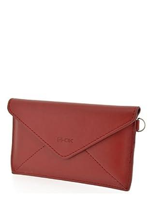Blautel iPhone Funda 4-Ok Mail Rojo