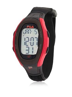 Fila Reloj 57032 Negro / Rojo